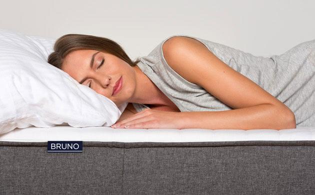 schlafen auf bruno