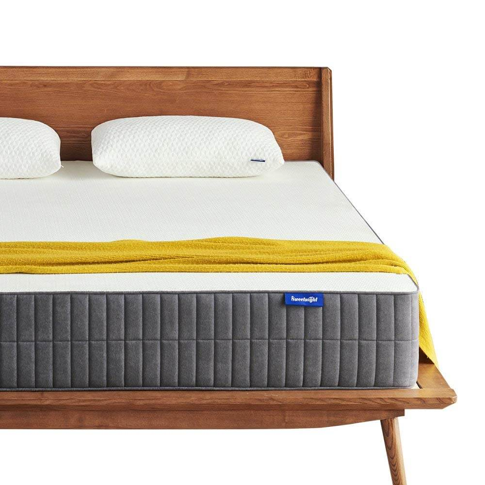 Sweetnight 10 inch Cool Gel Memory Foam Mattress Review  Sweet or