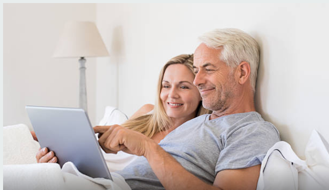 Screenshot-2018-6-30 Royalty Free Older Couple In Bed Pictures, Images and Stock Photos - iStock