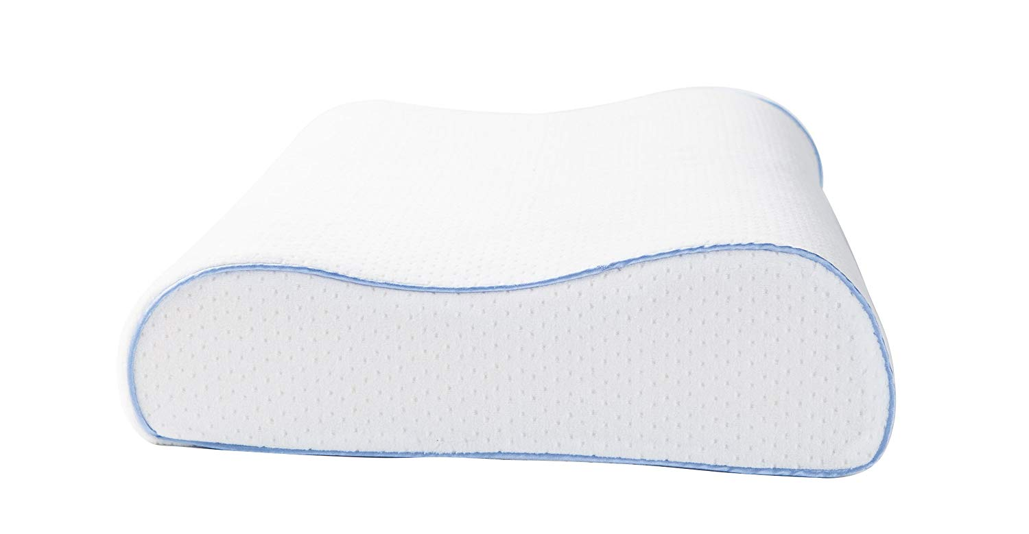 Best Pillow For Neck Pain Cervical Pillows For Neck Pain